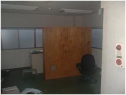右京区 オフィススペース 内装工事 施工前